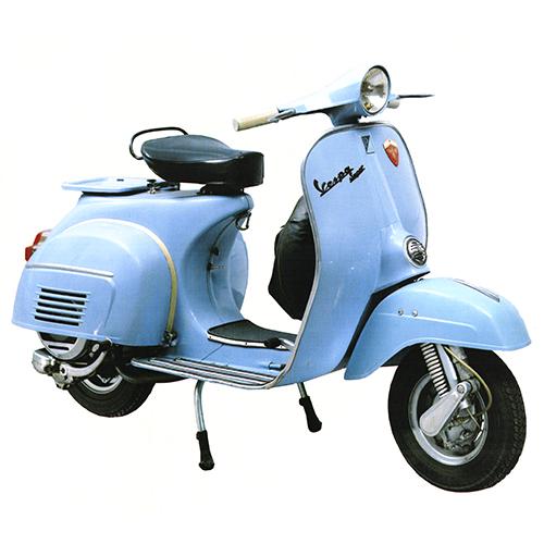 ScooterWest.com - Vespa 150 Super on