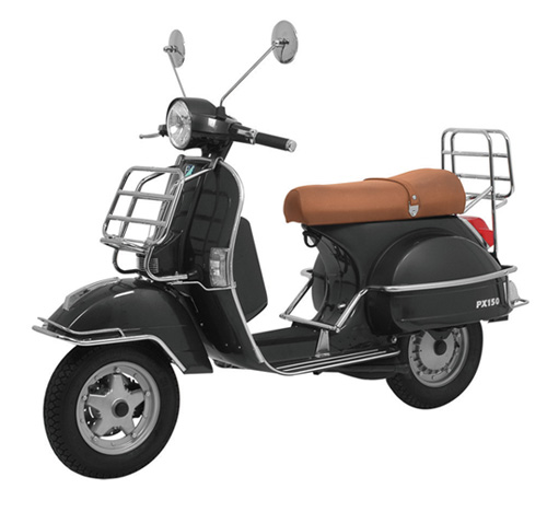 Replacement Scooter Part Vespa P,PX Selector Box Cover