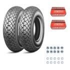 Tire Kit **Michelin S83** Vespa Smallframe