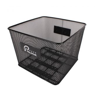 Universal Metal Milk Crate Style Basket for Any Scooter