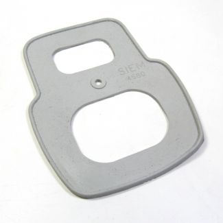 TAILLIGHT RUBBER PACKING GRAY SMALL FRAME V9A