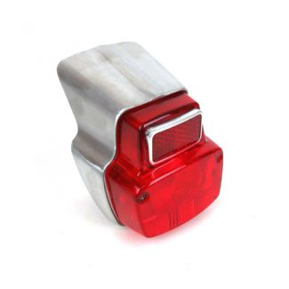 SIEM Premium Metal Tail Light Assembly Small Frame V9A