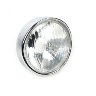 Siem Headlight Assembly w/ Bezel VBB/GS160