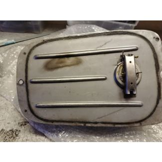 SMALLER STYLE GAS TANK - V5A/V9A 1ST SERIES ONLY 1963-1964