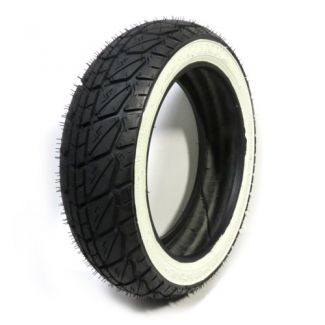 Shinko SR723 Whitewall 110/70 x 11 Front Tire