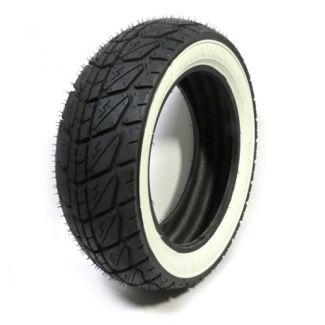 120/70 x 10 Shinko SR723 Whitewall Tire