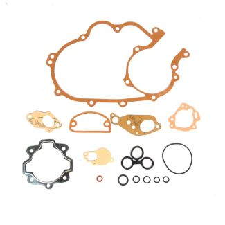 VESPA ENGINE GASKET SET WITH O-RINGS **P125/P150**  (VNX/VLX)
