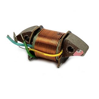 Coil No 2 V5SS2 up to 10205 V9A1T up to 120489 V9SS1-2 ONE GROUND & GREEN BLUE & YELLOW PIGTAILS