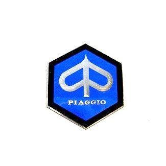 Piaggio Med Horn Cover Badge