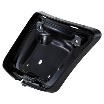 *Glossy Black* Tail Light Frame Rim for Vespa ABS GTS GTV & Super 2015-2019