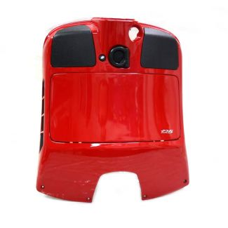 **DRAGON RED* GLOVEBOX-GT/GTS (ROSSO PASSIONE)