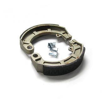 Small Frame Rear Brake Shoes PAIR