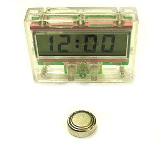 Battery for Clock on Most Vespa and Piaggio Scooters (ET2 to GTS)