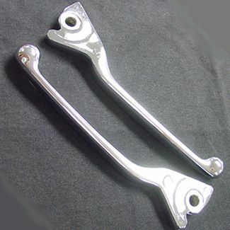 GT-GTS-GTV Chrome Levers PAIR