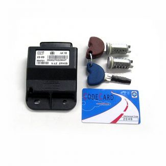 CDI and Lock Set for ET4 & LX150 up to 2010 (w/immobilizer)