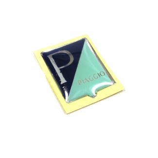 PIAGGIO Badge Small Puffy Sticker