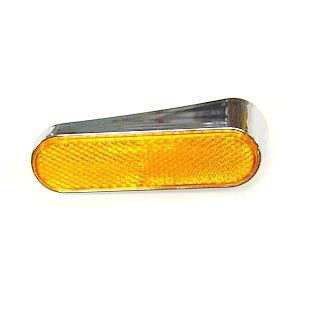 RIGHT FRONT Reflector for most modern Vespa models
