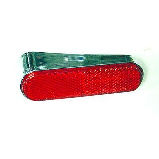 RIGHT REAR Reflector for most modern Vespa models