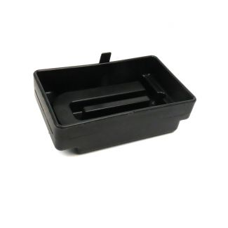 BATTERY TRAY-GT/GTS W/ SEALED 12 AMP BATTERY