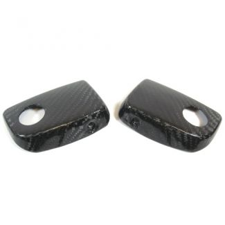 Carbon Fiber Master Cylinder Covers (pair) - GTS/GTV/300 Super