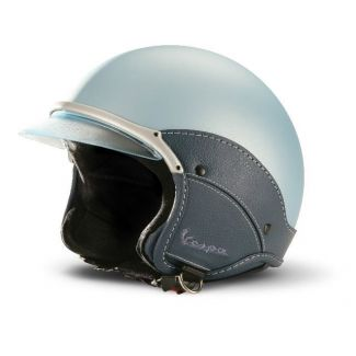 XS VESPA SOFT TOUCH HELMET USA LIGHT BLUE **CLOSEOUT PRICE** EXTRA SMALL SIZE ONLY 605013M01Z