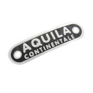 Aquila-Continentale Seat Badge