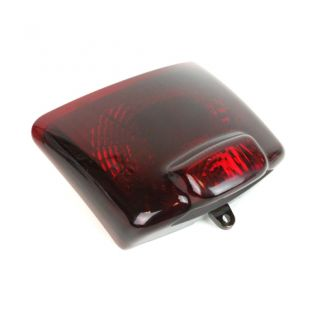 Smoked Rear Taillight Assembly - GTS/GTV/Super 2014 & Older