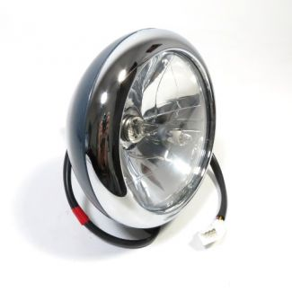 **AVIATOR GRAY** HEADLIGHT ASSY-LXV