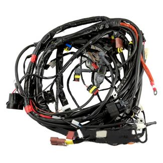 OEM USA COMPLETE WIRING HARNESS - CARBURETED LX150 UP TO 2010 (640711 641424)