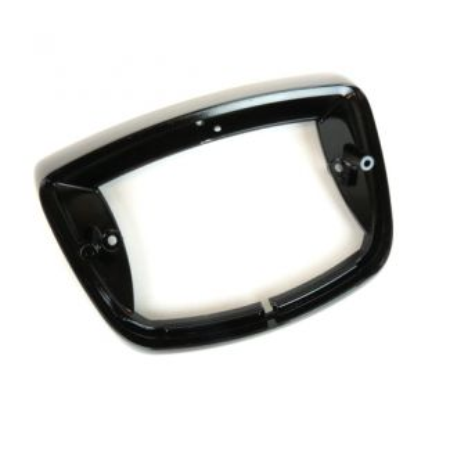 Glossy Black Taillight Bezel Vespa LX/LXV/S