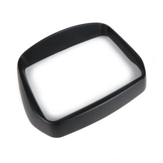 **MATTE BLACK** Headlight Bezel - VESPA S