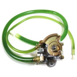 OEM PIAGGIO OIL PUMP ASSY WITH OIL LINES AND PRE BLED - ET2/TYPHOON  (479779 82604R 82605R 82651R CM100501 CM100502)