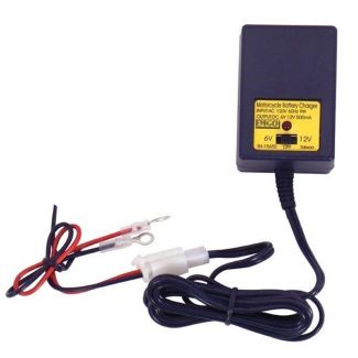 BATTERY TRICKLE CHARGER 6V OR 12V BY EMGO **CLEARANCE**