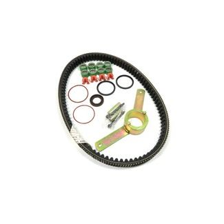 Deluxe Belt, Variator, Clutch Overhaul Kit MP3 500