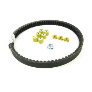 Belt & Variator Overhaul Kit Vespa ET4/LX150/S150 and Piaggio FLY 150 and LT150