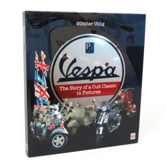 Book - Vespa The Story of the Cult Classic