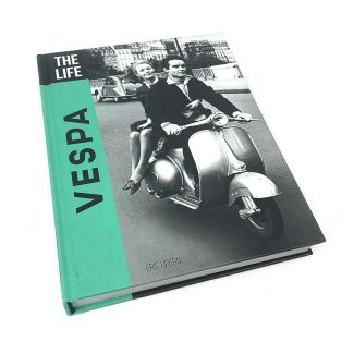 "BOOK ""THE LIFE VESPA"" BY ERIC DREGNI"