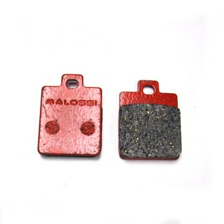 Malossi brake pads for ET/LX (629144-494097R-647157)