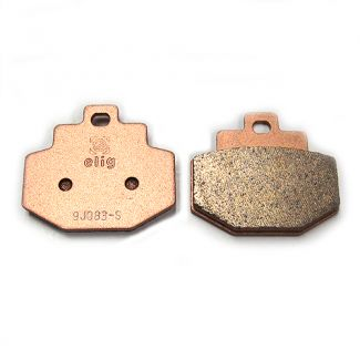GT-GTS-GTV-Super Performance REAR Brake Pads-Pair