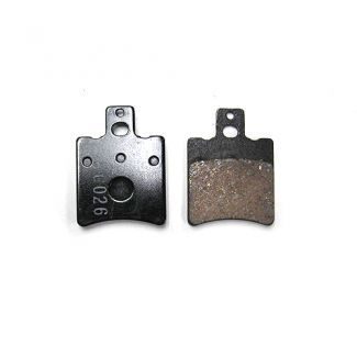Buddy 50 Front Brake Pad Genuine