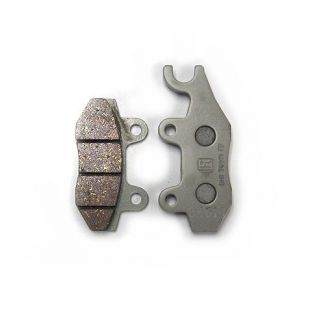 OEM Piaggio Brake Pads -  GT/GTS/GTV SPRINT FLY PRIMAVERA Front and MP3 500 BV250 BV200 Rear (497116 647078 651253 668021)