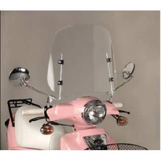 Buddy-universal Windshield Fits Most Scooters