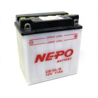 IMPORT YB10L-B BATTERY FOR RIVA 180/BV500