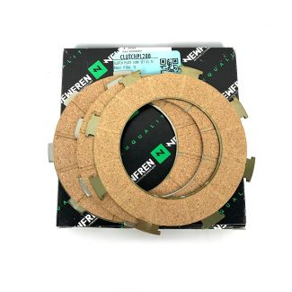 CORK CLUTCH PLATES SET OF 3 FOR GS160, SS180, RALLY 180/200, P200E