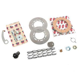 DELUXE CLUTCH OVERHAUL KIT W/SPECIALTY TOOLS FOR RALLY 200 & P200E (7-SPRING TYPE)
