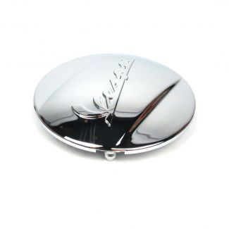 CHROME VESPA CLUTCH NUT COVER
