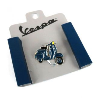 Vespa Collectable Pin **BLUE**
