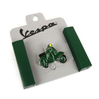 Vespa Collectable Pin **GREEN**