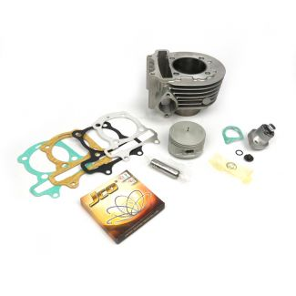 CYLINDER KIT BUDDY 125 ONLY (58.5MM-161CC)