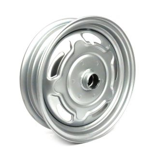 FRT RIM (WHEEL) COMP BUDDY 125 (C2401105770 C24011077700) (REQ's QTY: 2 BEARINGS; G96520620100)